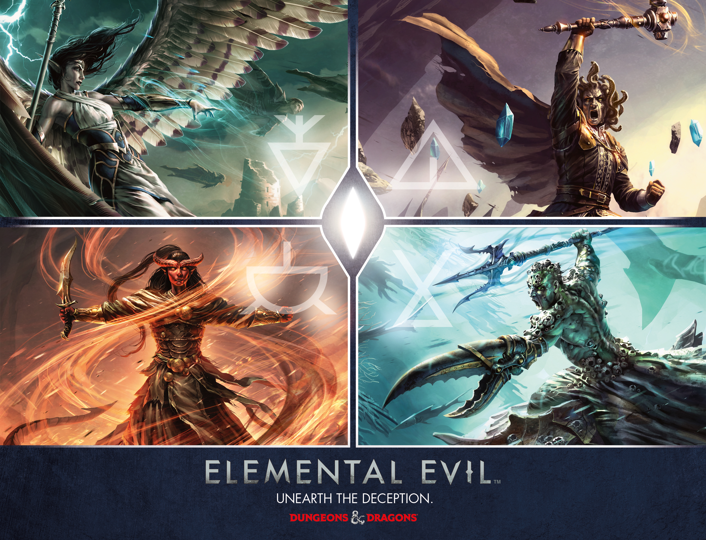 D Amp D Adventurers League Elemental Evil Tuesday Night At